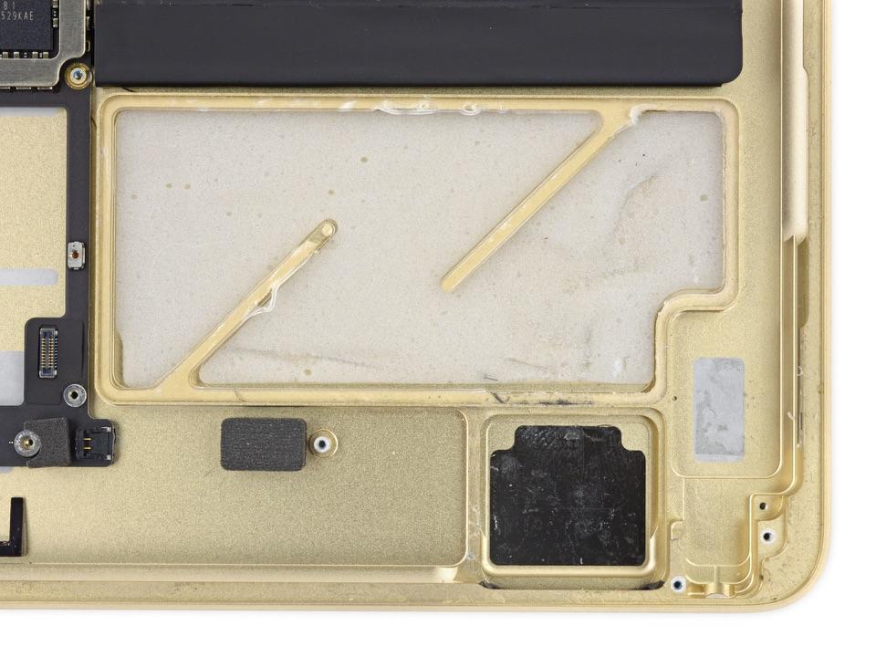 Teardown iPad Pro met speaker.