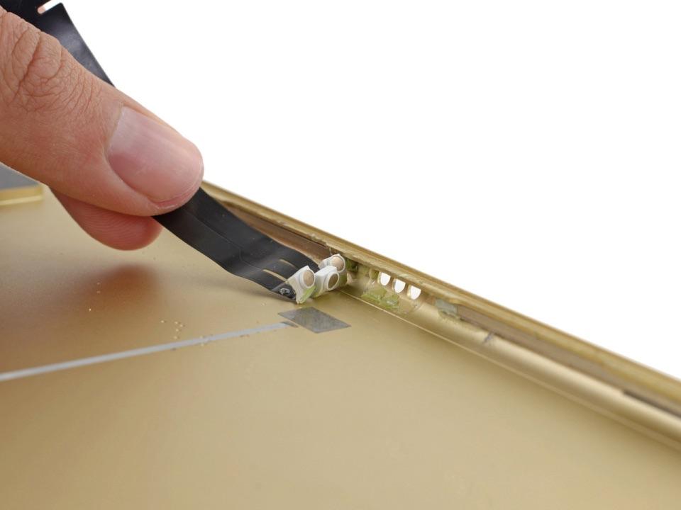 Teardown iPad Pro met Smart Connector.