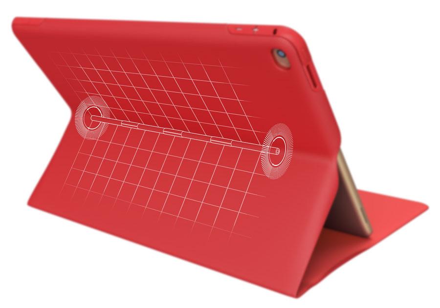 Logi CREATE rode achterkant