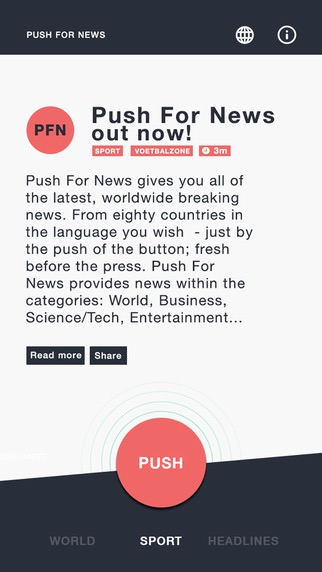 Push for News.