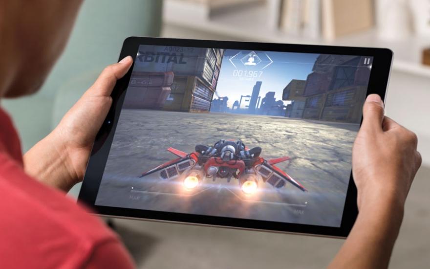 iPad Pro games spelen