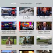 Ontwikkelaar maakt onofficiële Uitzending Gemist-app voor Apple TV