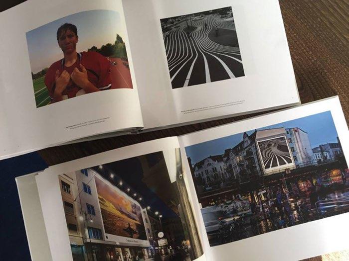 Koffietafelboek 'Shot on iPhone 6'-campagne