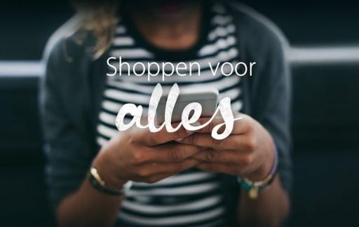 Winkelen, nieuwe categorie in App Store