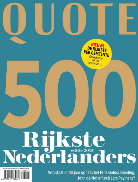 Quote 500 cover