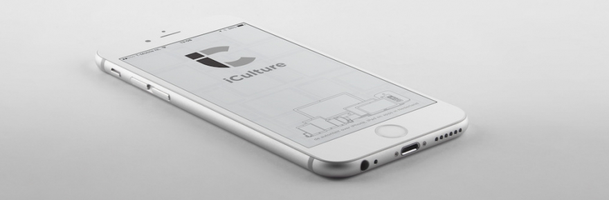 iCulture app| splashscreen