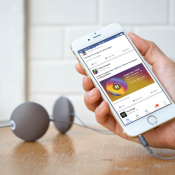 Facebook Music Stories: ontdek muziek van Spotify en Apple Music