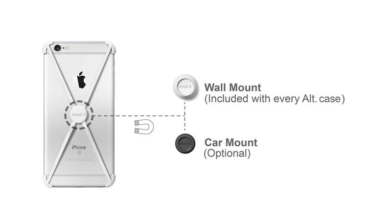 Alt-case-mount