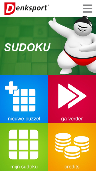 Denksport-Sudoku