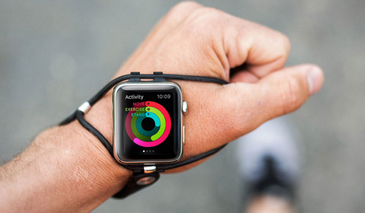 Shift: Apple Watch-houder voor hardlopers