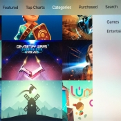 Apple voegt categorieën toe aan App Store op Apple TV