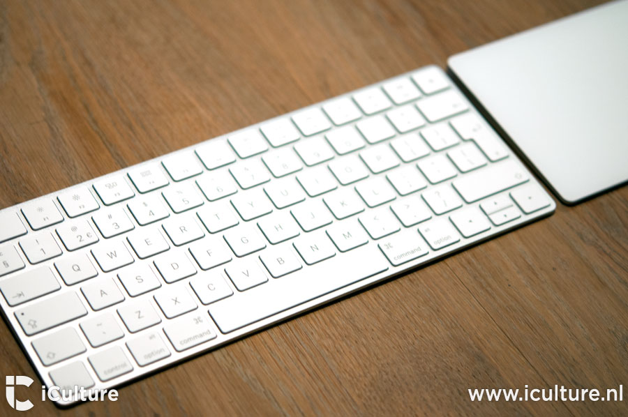 Magic Keyboard 2 review: toetsenbord met trackpad ernaast
