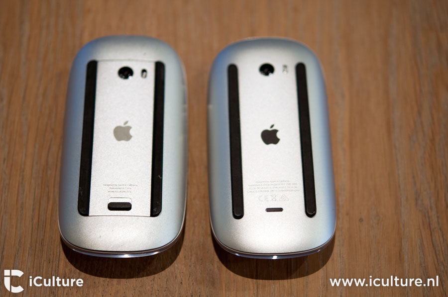 Apple Magic Mouse 2 review: muis aan de onderkant