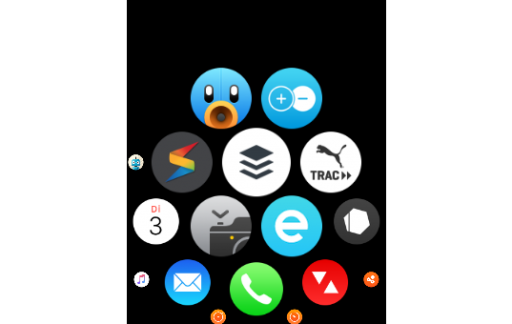 Tweetbot-icoontje op Apple Watch