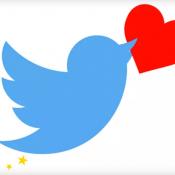 Twitter vervangt favorieten door likes: sterretjes worden hartjes