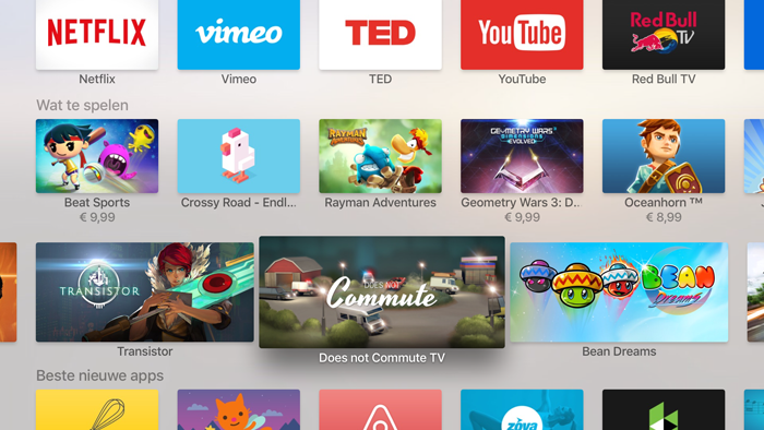 App Store categorieën komen eraan