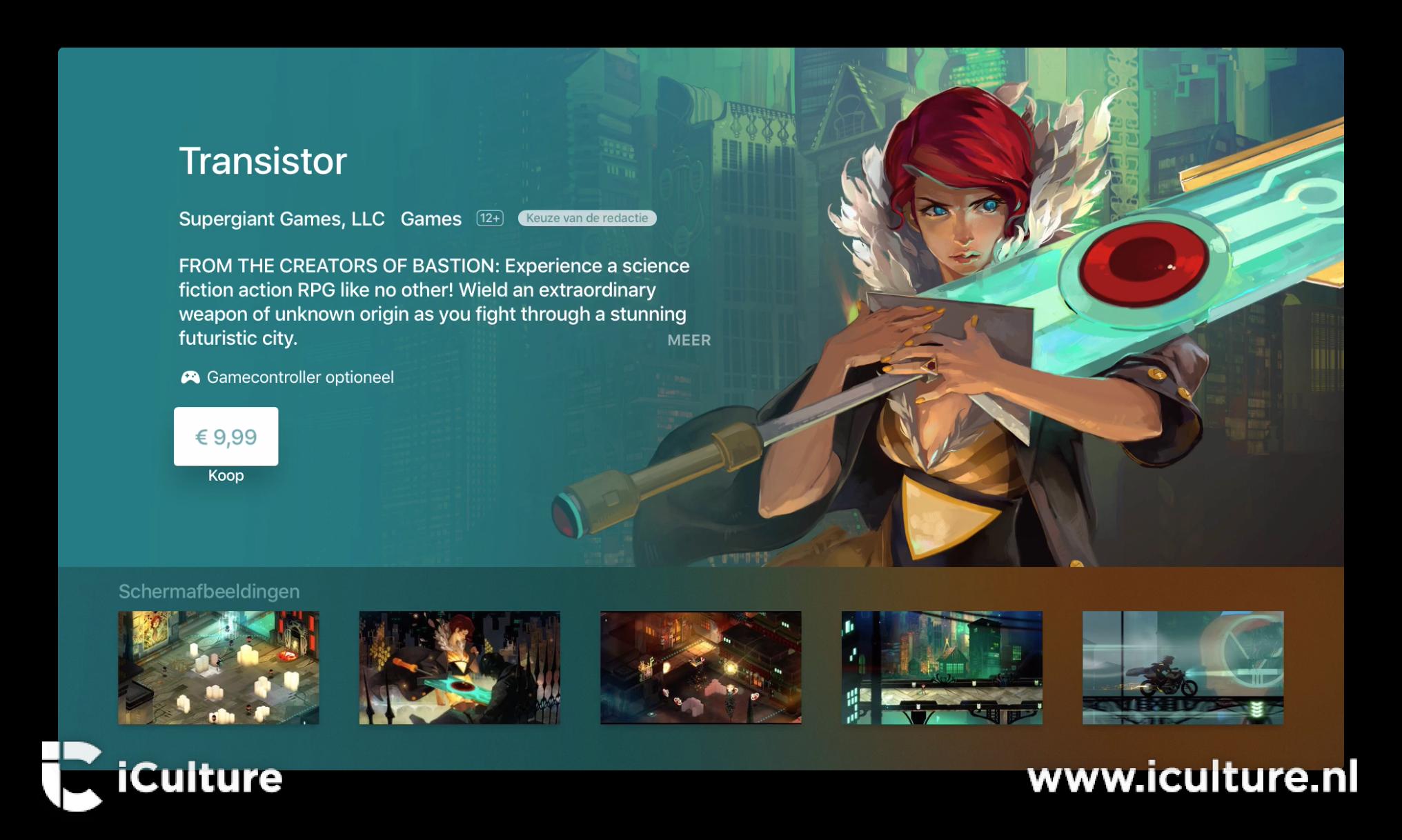 Games-pagina