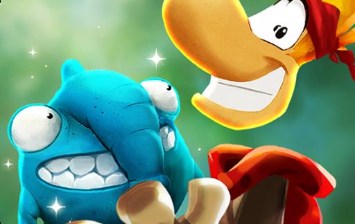 Rayman Adventures-icoon.