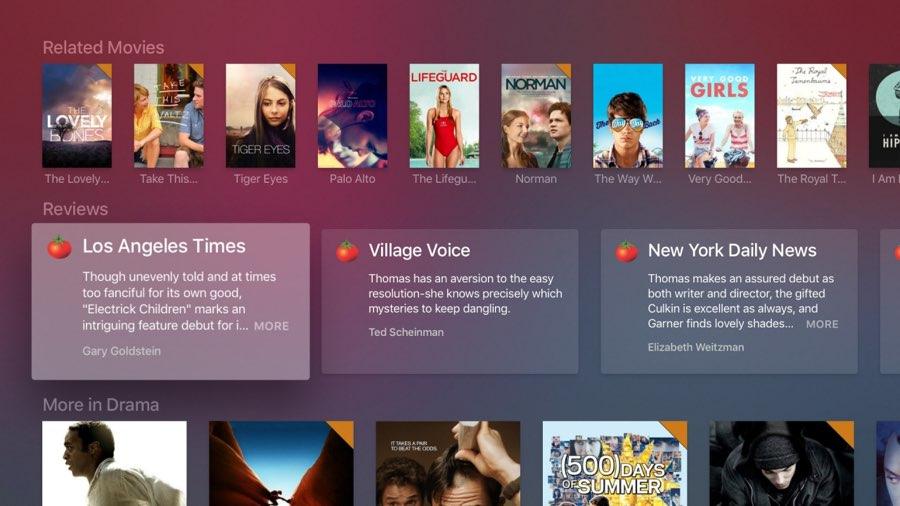Plex op Apple TV: gerelateerde films