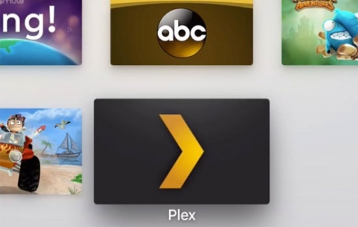 Plex op Apple TV