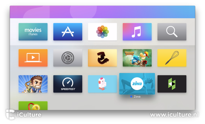 how to add apps to apple tv 3