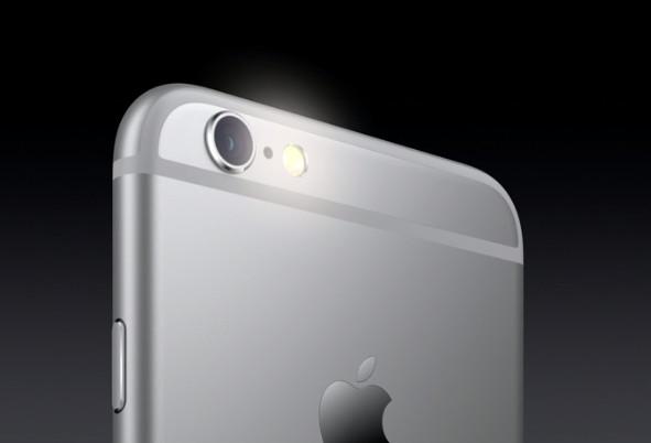 iPhone LED-flitser
