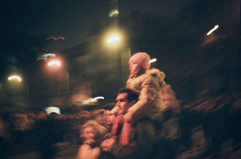Feestdagenfotografie: een bewogen foto