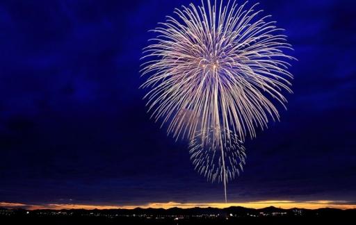 Vuurwerkfoto's tijdens oudjaar en nieuwjaar maken