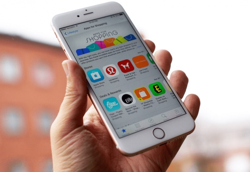 App Store shopping apps
