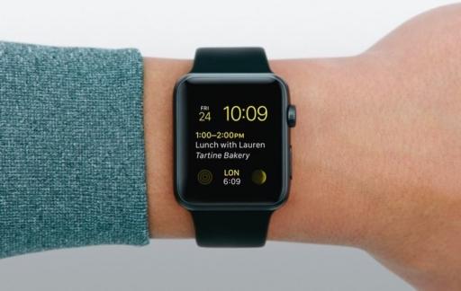 Apple Watch-wijzerplaat