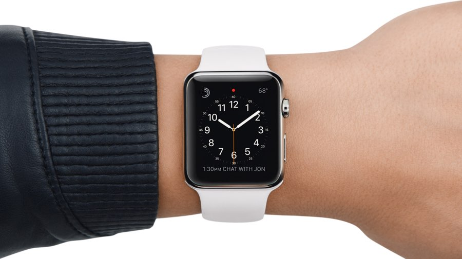 Apple Watch-klokfunctie