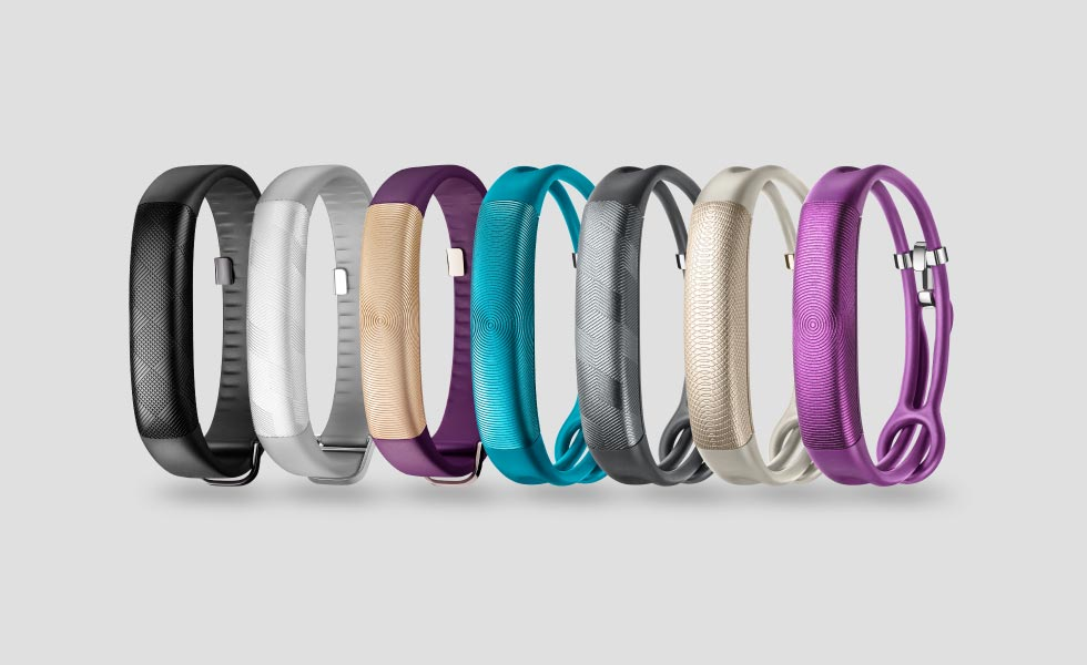Jawbone UP2 varianten
