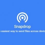 Snapdrop laat je onderling bestanden uitwisselen via een website