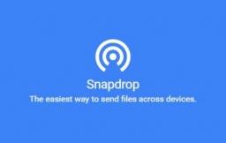Snapdrop laat je bestanden uitwisselen via een website.