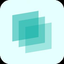 Slide-icoon.
