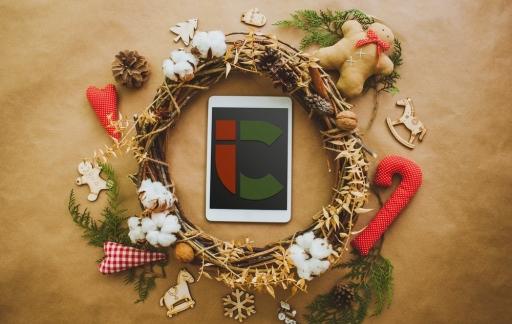 iCulture wenst je fijne kerstdagen