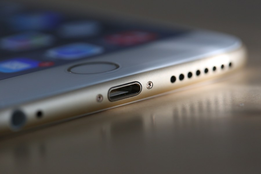 iPhone opladen lukt niet