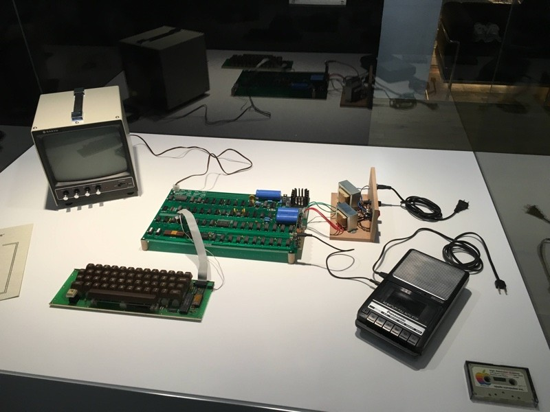 Apple Museum: diverse producten