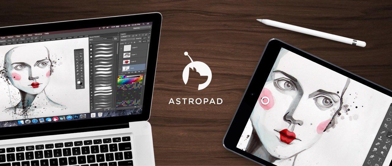 Astropad voor iPad Pro
