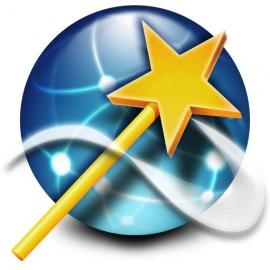 Browser Fairy logo voor Mac