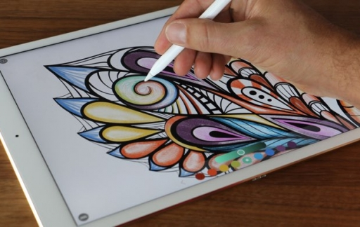 Kleurplaten Voor Volwassenen Tips.Pigment Kleurboeken Voor Volwassenen Op Iphone En Ipad