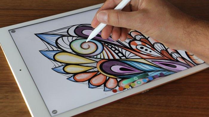 Kleurplaten Inkleuren Op Ipad.Pigment Kleurboeken Voor Volwassenen Op Iphone En Ipad