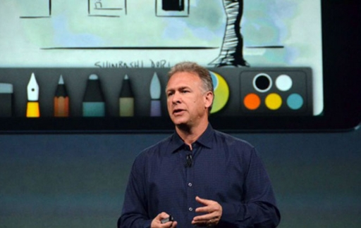 Phil Schiller met apps