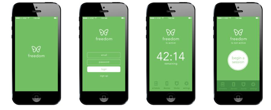 Freedom-app-iPhone