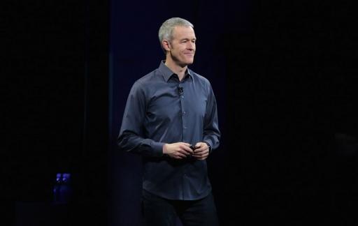 Jeff Williams van Apple
