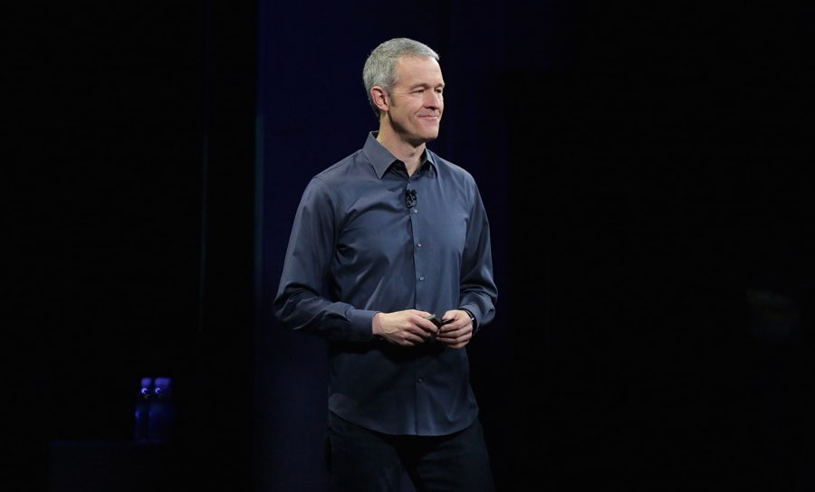 Jeff Williams van Apple