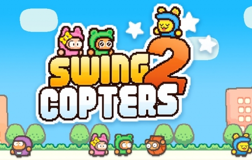 Swing Copters 2.
