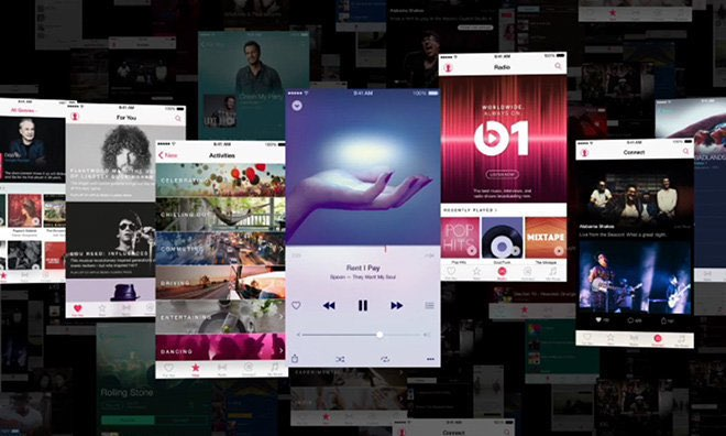 Apple Music albums