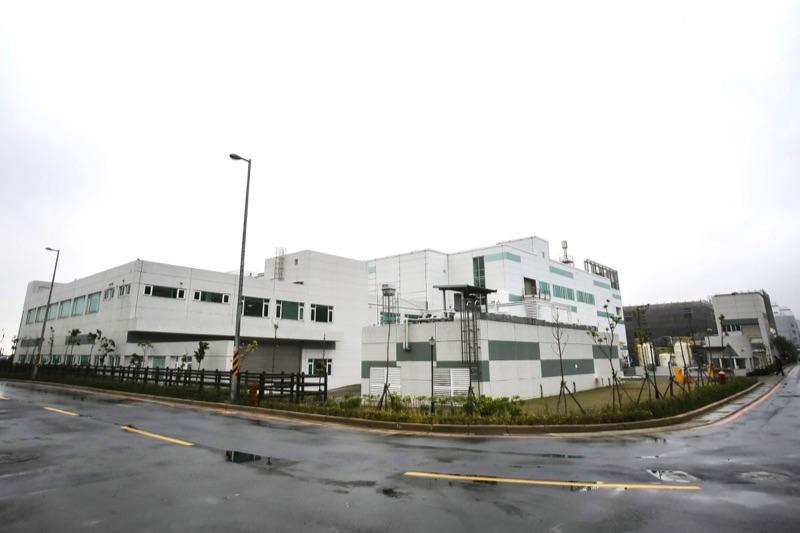 Apple-laboratorium in Taiwan voor ontwikkeling schermtechnologieën.