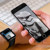 The Force is sterk in deze wallpapers voor iPhone en Apple Watch